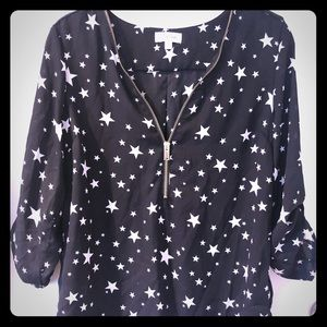 Cute Starry Blouse